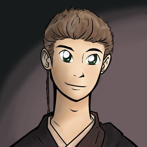 It's Anakin! And an anime!