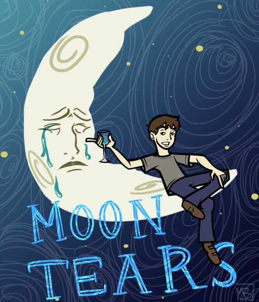 new moon tears